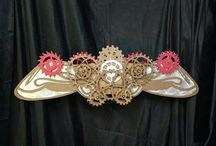 Steampunk Wings / by Martha Colhoun