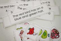 Kindergarten Language/Concepts / by Lori Herrmann