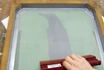 how to screen printing