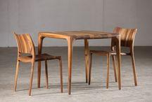 Tuolit ja pöydät