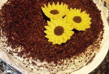 Cake for my love / Dortík pečené s láskou