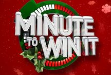 Minute to win it Christmas