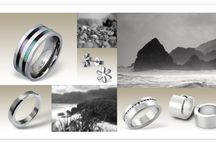 Arahira Jewelry - simple silver jewelry / An online store that designs and develops silver jewelry for modern women and men.  The perfect rings and earrings to suit every mood.  Treat yourself or treat someone else.