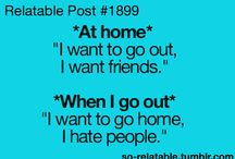 This is so me