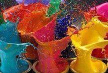 Kleur / Alles wat met kleur te maken heeft