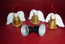 arte com capsulas cafe nespresso