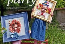 Circus/Carnival Party Ideas / Any party ideas, crafts, decor, tutorials, and recipes relating to circus, fair, or carnival themes