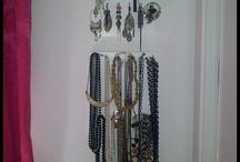 Ideas originales / Propuestas e ideas para ordenar tu armario, complementos o cuidar tu ropa.
