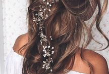 Wavy Wedding Hairstyles