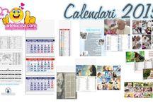 Calendari personalizzati 2015
