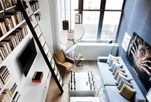 Decor: Living Room / by Chelsea Gallagher