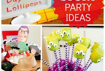 Toy strory Party ideas