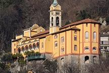 Madonna del sasso a Locarno
