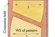 Sewing Defenitions - Pattern Layout / by Jolen Hollingsworth