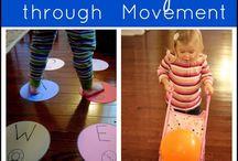 giochi di movimento