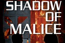 In the Shadow of Malice / A celloist hiding from the violence of life falls for a secretive ex-CIA agent/single father whose life is targeted by a ruthless crime family. Can they both let go of their own failures to keep a young child safe or will their inability to trust be the catalyst that tears their future apart?