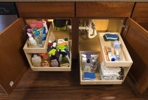 Organization / Good organizing ideas for the home, office, garage, etc.