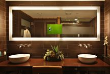 Electric Mirror / Electric Mirror® is the global leader in Lighted Mirrors and Mirror TV Technology™, exclusively sold at Cantu Bathrooms & Hardware.