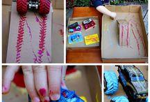 sensory activities / by Sally Prather