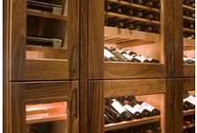 cigar&wine room