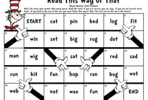 Kindergarten Dr. Seuss...