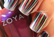 Carnival Nails**
