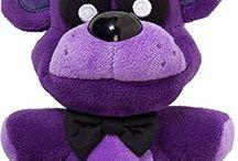 Fnaf teddies / Cute teddies