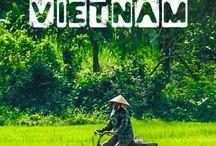 Vietnam and Bangkok