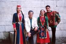 Armenian / アルメニア人の歴史的、民族衣装