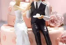Wedding Cake Toppers / by Nigerian Wedding