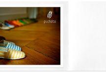 PICHOTO / Une collection de chaussures pour enfants créée en Provence et fabriquée à 100% en Espagne. Une histoire d'Amis www.pichoto.eu
