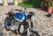 R65LS Scrambler / Moto