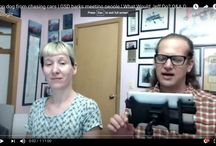 Dog Training Q & A show / For 8 years I have been doing a dog training Q & A show, first at a radio station, but with the technology that has emerged with Periscope and Facebook Live, i am utilizing social media instead. Every Monday and Wed at 8pm EST you can listen live, ask your questions and get answers.