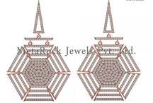 Diamond Filigree Jewelry Collection