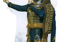 uniform / hussar,Swords,Sabers  / by Salah Nakbumrung