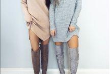 DRESSES. Sweater