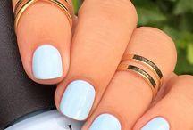 Shellac Nails Summer
