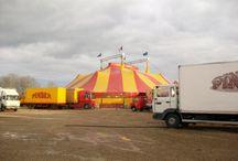 Le cirque Pinder à Tours