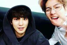 ChanBaek || EXO / EXO || P.C.Y & B.B.H