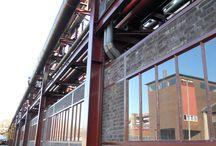 """Kammgebäude Kokerei Zollverein / In diesem noch unentdeckten Gebäudekomplex werden demnächst zwei Ausstellungen gezeigt:  Ausstellung 1: Mies Arch European Union Prize 2013 (25. April bis 29. Mai 2014)   Ausstellung 2:  """"Produktive Stadtlandschaften"""" (15. Mai bis zum 29. Juni 2014)  Präsentiert werden beide Ausstellungen vom M:AI Museum für Architektur und Ingenieurkunst NRW. www.mai.nrw.de www.facebook.com/mai.nrw www.mainrw.wordpress.com"""