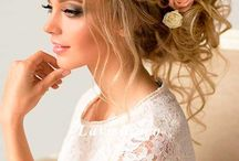 Hairstyle wedding