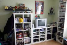 Gaming Rooms and Setups / Video Game Rooms, Setups, and Decor!