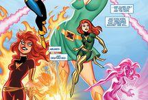 Xmen & Marvel