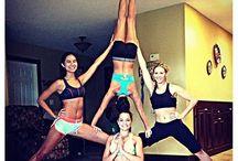 Acrobatic Tricks