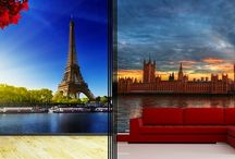 Wallpaper Murals, Wall Coverings, Wall Decoration / Great wallpaper mural models in specified dimensions for very good price in 3dwallpapermurals.com