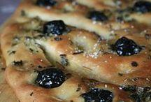 Fougasse-Pizza