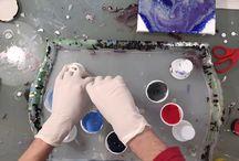 Curso de Pintura acrílica fluida