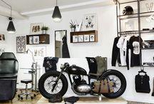 Interior designs tattoo studio