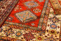 Turkish rug editorial - mood board