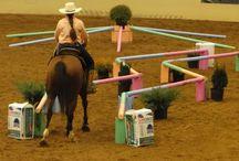 Horse Agility utstyr